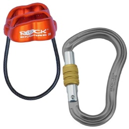 Rock Empire Belay Set - Guard II